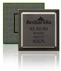 image sensors world ambarella introduces 33mp 30fps camera