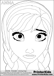 anna coloring pages getcoloringpages com