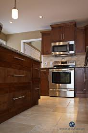 Brown Subway Travertine Backsplash Brown Cabinet by Best 25 Tan Kitchen Ideas On Pinterest Tan Kitchen Walls Tan