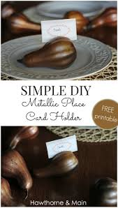 free thanksgiving place card templates 169 best place cards and holders images on pinterest christmas