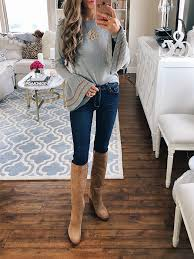 womens boots nordstrom bell sleeve top and the knee boots from the nordstrom
