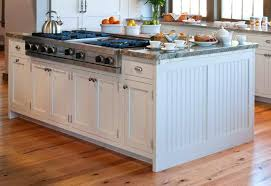kitchen islands with stove kitchen island with gas stove top oven designs and sink