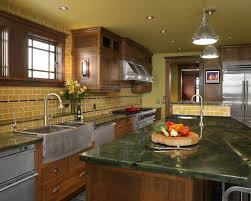 Kitchen Subway Tiles Backsplash Pictures Kitchen Nice Kitchen With Subway Tile Backsplash And Apron Front