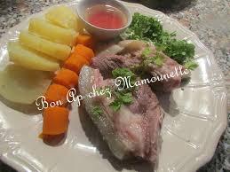 cuisiner une tete de veau tête de veau au cerfeuil frais et à la vinaigrette framboisée bon