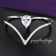 heart fashion rings images Buy valentine 39 s day gift mytys fashion creative jpg