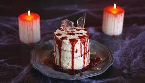 pancake stories bloody red velvet halloween pancakes with sugar