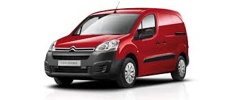 citroen berlingo showroom small work van