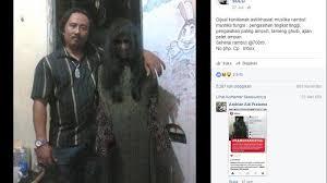 heboh pria ini jual kuntilanak via online berminat tribunsolo com