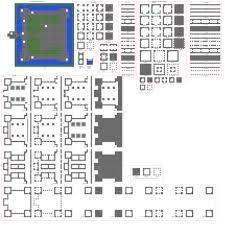 House Design Ideas Minecraft Minecraft Medium Sized Keep By Coltcoyote On Deviantart