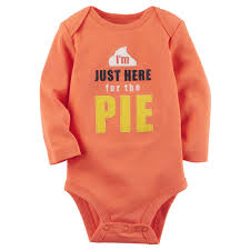s embroidered i m just here for the pie thanksgiving bodysuit