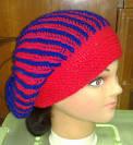 Bloggang.com : Aeeknitting : หมวกนิตติ้งใส่หลวมๆ(brioche)