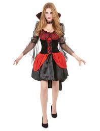 halloween of a vampire for women