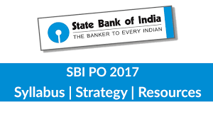 sbi po syllabus strategy and resources for exam preparation in