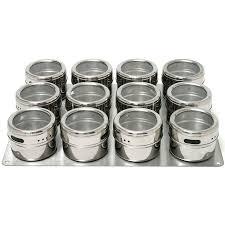 Soho Magnetic Spice Rack Spice Racks Kitchen Spice Racks For Cabinets