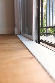 Laminate Flooring Concrete Laminate Flooring Threshold Concrete