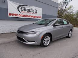 2015 chrysler jeep chrysler 200 in maumee oh charlie u0027s dodge chrysler jeep ram