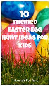 Easter Egg Hunt Ideas 252 Best Easter For The Kids Images On Pinterest Easter Food