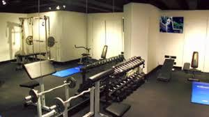 basement gym rental house and basement ideas