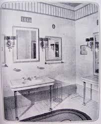 Vintage Bathrooms Studio Garden U0026 Bungalow 1920s Vintage Bathroom Styles