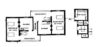 maternity hospital floor plan the hospitals investigator 3 historic hospitals