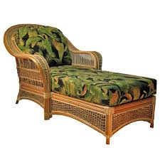 Wicker Lounge Chair Design Ideas Furniture Brown Wicker Chaise Lounge Chairs With Back And Curvy
