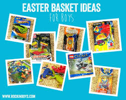 easter basket boy easter basket ideas for boys rockin boys club