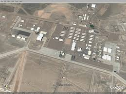 Area 51 Map Google Earth Area 51 Ufo