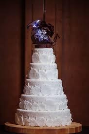 Origami Wedding Cake - origami wedding at a waterfall 盞 rock n roll
