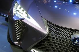 lexus ux model lexus ux concept to spawn production model vehicle autoguide