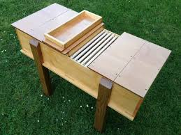 How To Make A Top Bar Beehive Plans For Horizontal Hive Using Deep Frames Bee Keeping