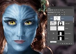 tutorial masking photoshop indonesia avatar na vi photoshop cs6 tutorial tutvid