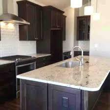 light granite countertops with dark cabinets light granite countertops with dark cabinets gourmet kitchen