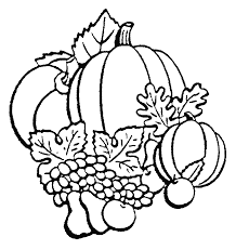 free coloring autumn ready fall