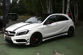 mercedes 45 amg white 2016 mercedes a45 amg exterior design 2017 cars review gallery