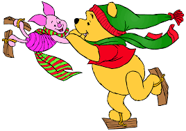 winnie the pooh winter clip art u2013 cliparts