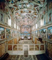 inside vatican city and the renaissance architecture of the holy