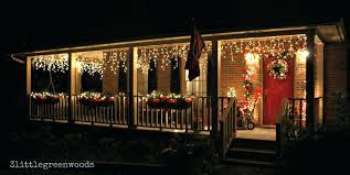 christmas light ideas for porch lighting outdoor porch string lighting ideasoutdoor ideas elegant