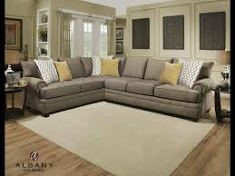 albany essence essence 2 piece sectional great american home