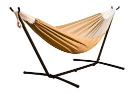 Hammock Chair And Stand Combo Vivere Hammocks Sunbrella Hammock With Stand U0026 Reviews Wayfair