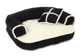 sofa bed aspen pet 20 x 16 sofa bed with pillow colors may
