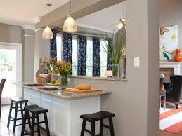 this open plan kitchen and dining room featured on hgtv u0027s series