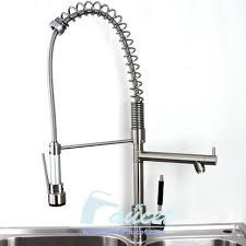 professional kitchen faucet sink faucet design brushed professional kitchen faucet nickel