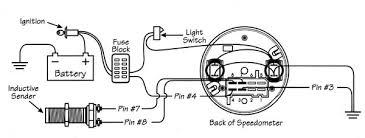 vdo speedo wiring diagram wiring diagram and schematic design