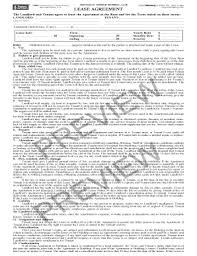 bill of sale form new york apartment lease agreement form