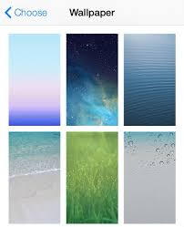 apple update wallpaper ios 7 brings dynamic and panoramic wallpapers to the iphone the