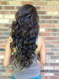 loose curl perm long hair 20 pretty permed hairstyles pop perms looks you can try