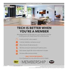 Geek Squad Job Application Best Buy Weekly Flyer Weekly Upgrade Your Year Sep 8