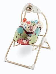 Amazon Baby Swing Chair Amazon Com Fisher Price Swing U0027n Rocker City Park Discontinued