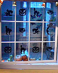 scary window silhouettes martha stewart