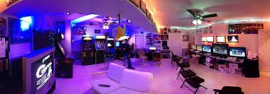 The Ultimate Game Room - the ultimate gaming sanctuary videogeddon x caveman circus